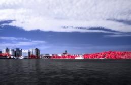 Hornstull Infrared Photo